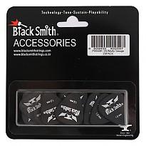 BlackSmith Carbon(Black) Standard Pick(Multi-Gauge 20 Pack) - P005BK-20