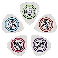 Celluloid(White Color Printing) Standard Pick - P006WC